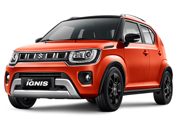 suzuki new ignis stargaze orange
