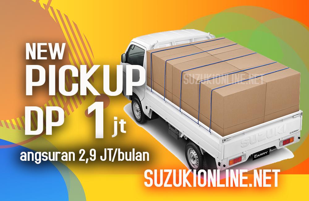 Promo Suzuki Pickup